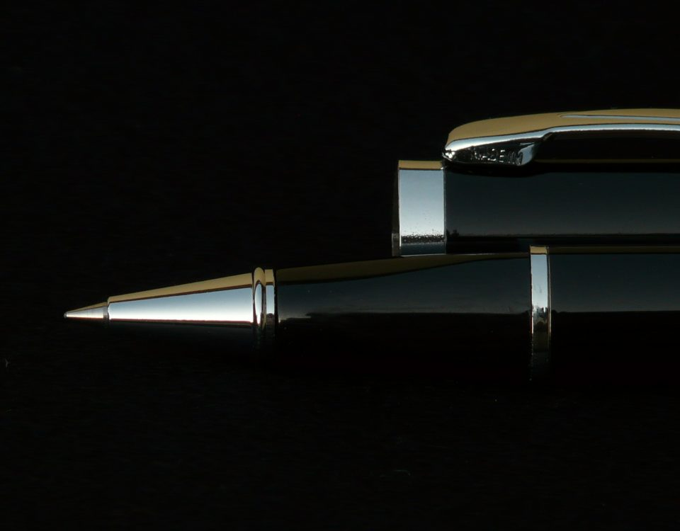 Notary Agent Pen