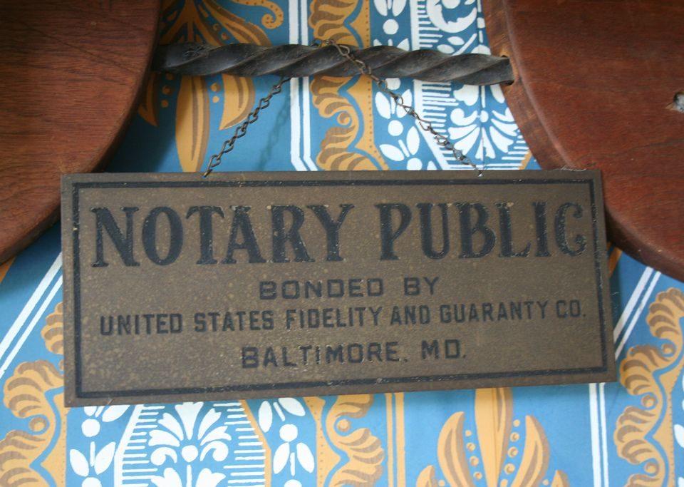 notarizations