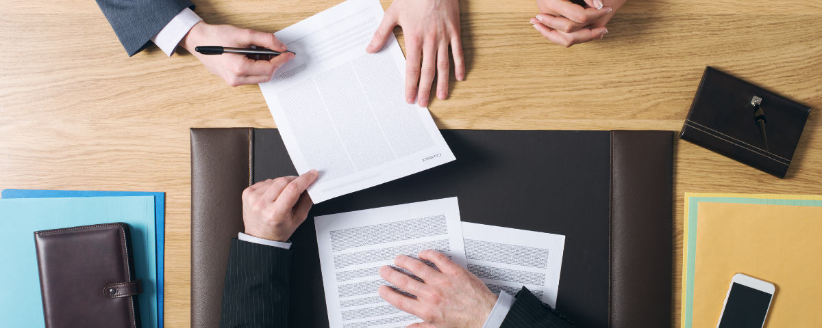 Signing Power of Attorney with Notary Agent
